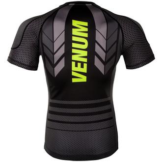 tričko pánské (termo) Venum - Technical 2.0 Rashguard - Black/Yellow