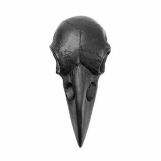 dekorace (zrcátko) ALCHEMY GOTHIC - Raven Skull - Black, ALCHEMY GOTHIC