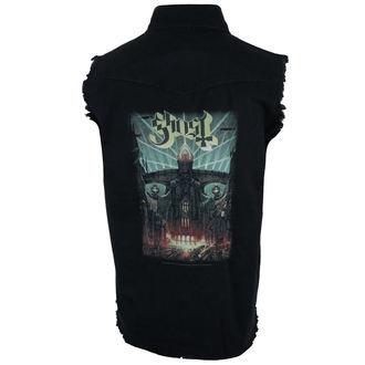 košile pánská bez rukávů (vesta) GHOST - MELIORA - RAZAMATAZ