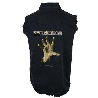 košile pánská bez rukávů (vesta) SYSTEM OF A DOWN - RAND - RAZAMATAZ