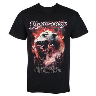 tričko pánské RHAPSODY - DRAGON HEAD - RAZAMATAZ, RAZAMATAZ, Rhapsody