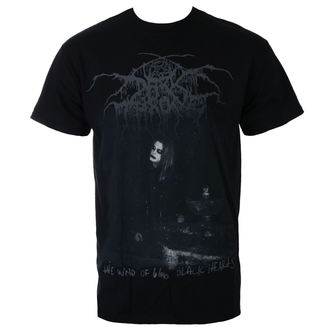tričko pánské DARKTHRONE - THE WIND OF 666 BLACK HEARTS - RAZAMATAZ - ST2132