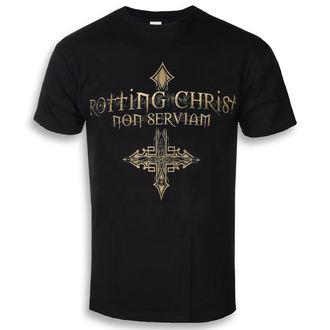 tričko pánské Rotting Christ - Non Serviam - RAZAMATAZ, RAZAMATAZ, Rotting Christ