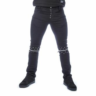kalhoty pánské VIXXSIN - REHAN - BLACK, VIXXSIN