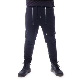 kalhoty pánské (tepláky) VIXXSIN - RELM - BLACK, VIXXSIN