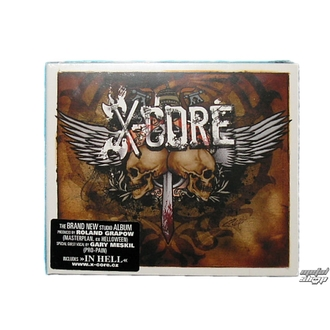 CD X-CORE 'In Hell', X-Core