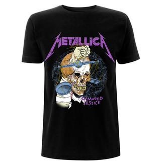 tričko pánské Metallica - Damage Hammer - Black, NNM, Metallica