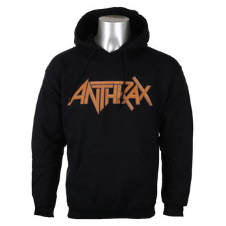 mikina pánská Anthrax - Evil Twin - ROCK OFF, ROCK OFF, Anthrax