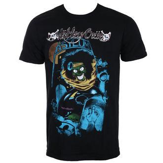 tričko pánské Motley Crue - Feelgood Graveyard - Black - ROCK OFF, ROCK OFF, Mötley Crüe