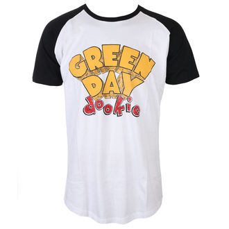 tričko pánské Green Day - Dookie - Black - ROCK OFF, ROCK OFF, Green Day