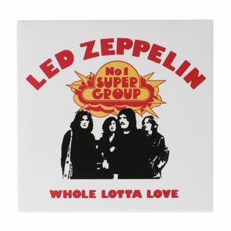 magnet LED ZEPPELIN - ROCK OFF, ROCK OFF, Led Zeppelin