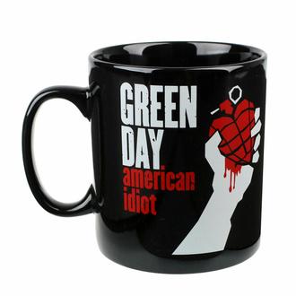 hrnek velký GREEN DAY - ROCK OFF, ROCK OFF, Green Day