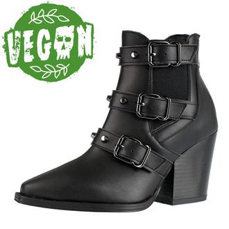boty dámské ALTERCORE - Amasha - Vegan Black, ALTERCORE