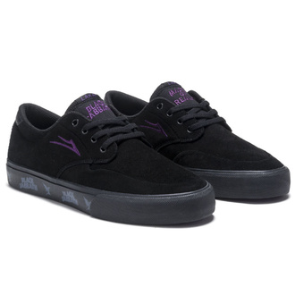 boty Lakai x Black Sabbath - Master of Reality - Riley 3 - black suede, Lakai x Black Sabbath, Black Sabbath