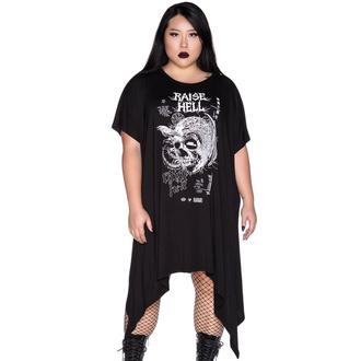šaty dámské (tunika) KILLSTAR - Rise Up, KILLSTAR