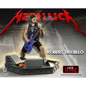 figurka Metallica - Robert Trujillo - Limited Edition - KNUCKLEBONZ - KBMETRT100