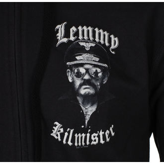 mikina pánská Lemmy Kilmister - with Sunglasses - Blk - ROCK OFF, ROCK OFF, Motörhead