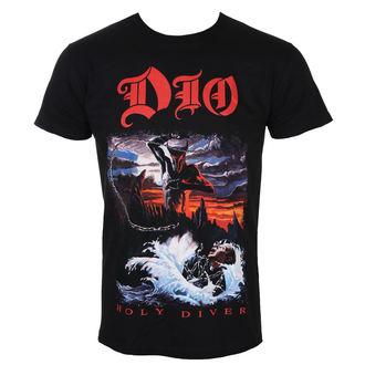 tričko pánské Dio - Holy Diver - Black - ROCK OFF