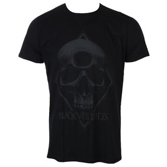 tričko pánské Black Veil Brides - 3rd Eye Skull - Black - ROCK OFF, ROCK OFF, Black Veil Brides
