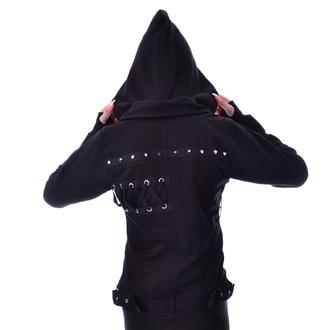 bunda dámská VIXXSIN - ROCKSTAR - BLACK, VIXXSIN