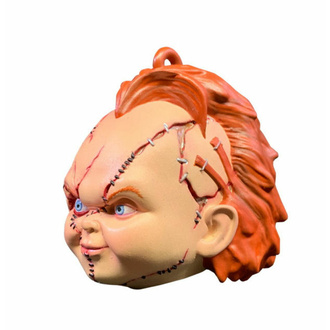 figurka (busta) CHUCKY - ORNAMENT - Bride of Chucky, Chucky