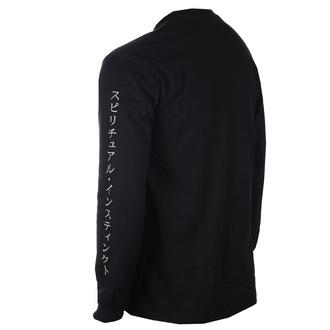 tričko pánské s dlouhým rukávem Alcest - Knight - Black - KINGS ROAD, KINGS ROAD, Alcest