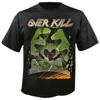 tričko pánské OVERKILL - The grinding wheel - NUCLEAR BLAST, NUCLEAR BLAST, Overkill