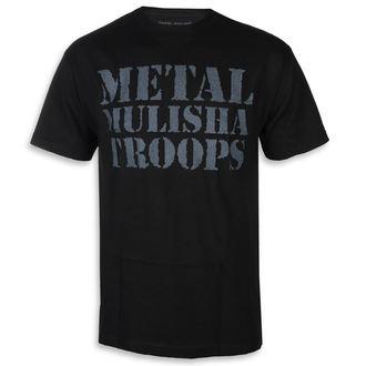 tričko pánské METAL MULISHA - OG TROOPS BLK, METAL MULISHA