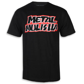 tričko pánské METAL MULISHA - STICK UP BLK, METAL MULISHA