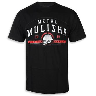 tričko pánské METAL MULISHA - JUNKYARD BLK