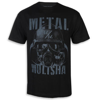 tričko pánské METAL MULISHA - HAZARD BLK
