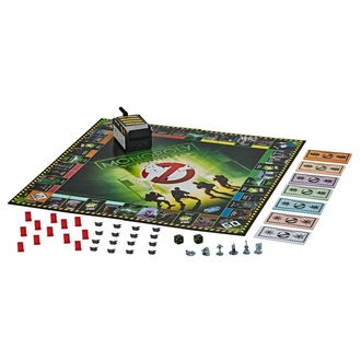 hra Ghostbusters - Board Game Monopoly, NNM, Ghostbusters