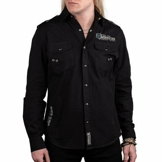košile pánská s dlouhým rukávem WORNSTAR - Shadow Works, WORNSTAR