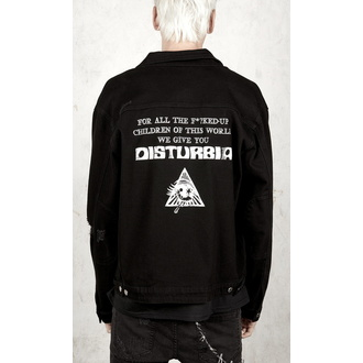 bunda unisex DISTURBIA - Denim, DISTURBIA