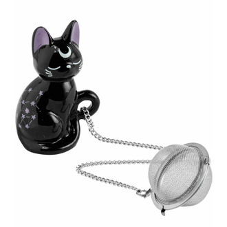 sítko na čaj KILLSTAR - Kitty - BLACK - KSRA003667