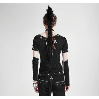 tričko dámské s dlouhým rukávem PUNK RAVE - Dead Man, PUNK RAVE