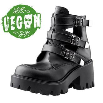 boty dámské ALTERCORE - Randa - Vegan Black, ALTERCORE