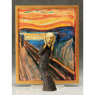 figurka The Scream