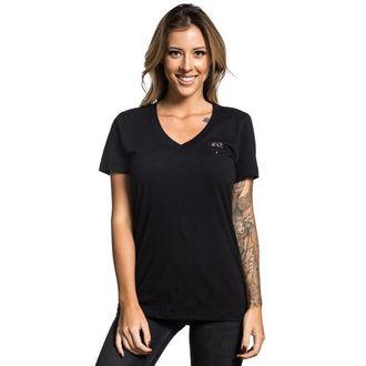 tričko dámské SULLEN - NORTON - BLACK, SULLEN