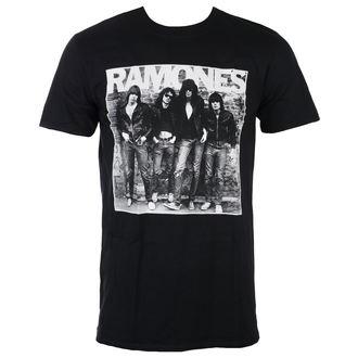 tričko pánské Ramones - 1st Album - Blk - ROCK OFF, ROCK OFF, Ramones
