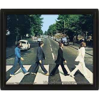 obraz 3D Beatles, NNM, Beatles