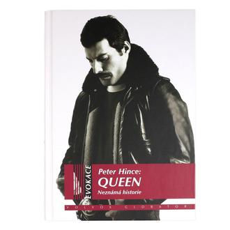 kniha Queen - Neznámá historie - Peter Hince