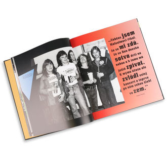 kniha AC/DC - Ať žije rock! - Elliott Paul, NNM, AC-DC