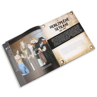 kniha METALLICA - Kompletní ilustrovaná historie - Popoff Martin, NNM, Metallica