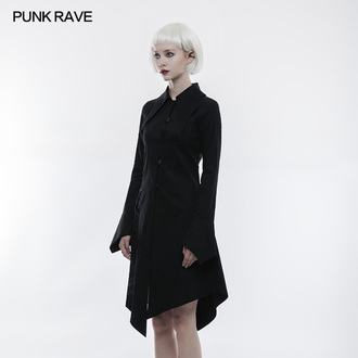 šaty dámské PUNK RAVE - Vampire bat, PUNK RAVE