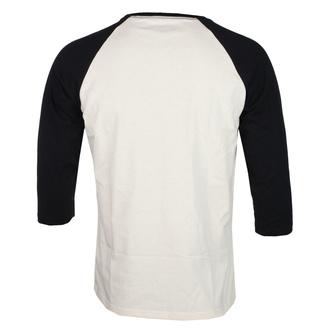 tričko pánské s 3/4 rukávem NIRVANA - SERVE THE SERVANTS - ECRU/BLACK - GOT TO HAVE IT, GOT TO HAVE IT, Nirvana