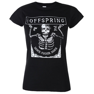 tričko dámské The Offspring - Dance Fucker Dance - Black, NNM, Offspring