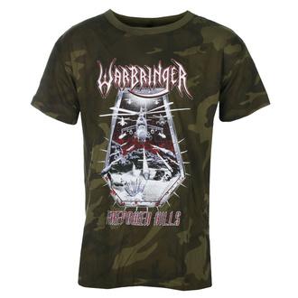 tričko pánské WARBRINGER - Firepower Kills - NAPALM RECORDS, NAPALM RECORDS, Warbringer