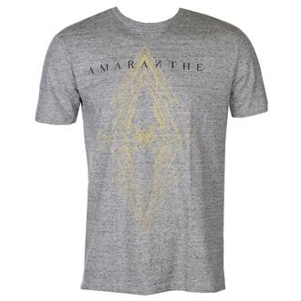 tričko pánské Amaranthe - Countdown - light grey, NNM, Amaranthe