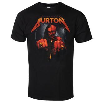 tričko pánské Metallica - Cliff Burton - Ray & Cliff Burton - Black, NNM, Metallica